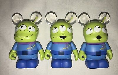 Three Aliens Toy Story 1 Pixar Disney Vinylmation Non Variant Chaser
