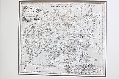 1798 Map of Asia from the Latest Authorities by T. Conder