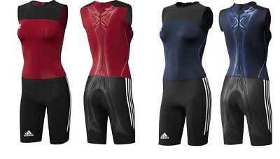 e4ffc082d3e0 Adidas AdiPOWER Woman Suit Weightlifting Athletics bodysuit Suit Fitness