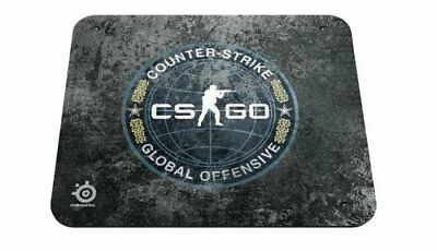 SteelSeries QcK Gaming Mouse Pad - Counterstrike Global Offensive Edition