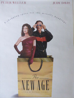 NEW AGE movie poster