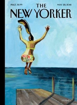 Exposed Body Shaming Donald Trump Naked - The New Yorker Magazine - March 2018