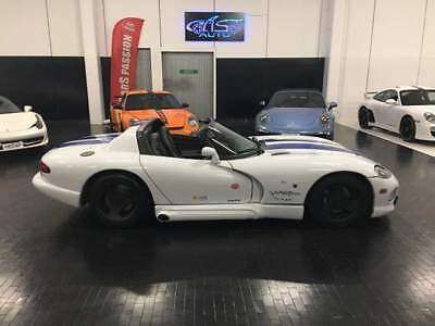 Dodge Viper srt10 rt10 limited edition shelby cabrio targa