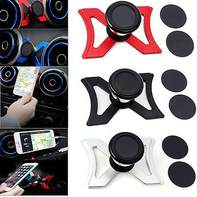 360° Car Magnetic Cell Phone Holder Stand Car Air Vent Mount for Audi A3 Audi S3