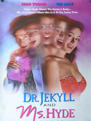 Dr. JEKYLL & Ms. HYDE movie poster