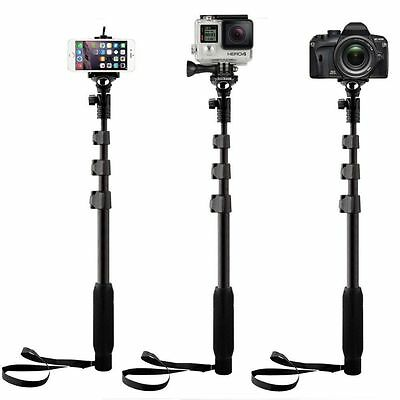 YT-188 YUNTENG Extendable Hand-held Monopod Holder for Cameras & Mobile Phones