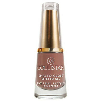 Collistar smalto gloss effetto gel 521 caramello golosa 6ml