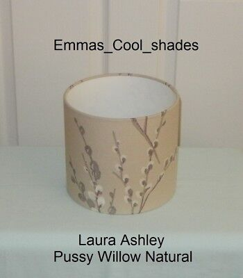 Lampshade Handmade with Laura Ashley Elkin Spot Pale Amethyst Polka Dot FREE P/&P