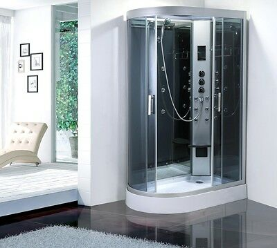 Shower Steam Bath Shower Cubicle Shower Partition Right LXW-532