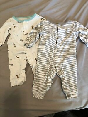 Neutral/boy/girl Baby Clothes Newborn Lot Size 0-3 Months
