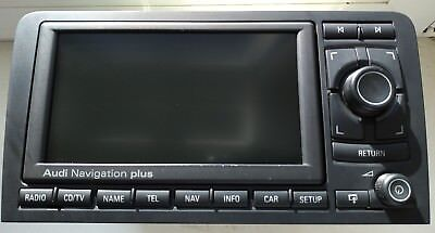 Audi A3, S3, RS3 (8P), 8P0 035 192 Q, RNS-E, SD mp3, Navigation Plus
