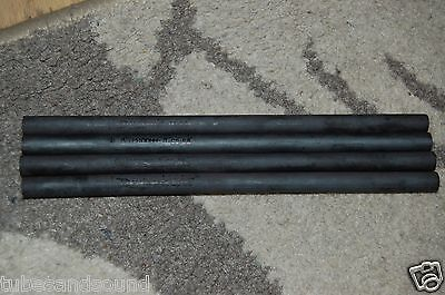 Large balun ferrite rods 10x200 mm.  M400NN-D  Lot of 2 pcs. NEW Made in USSR