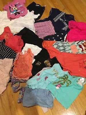 Huge Lot Of Girl Clothes (Summer/Spring) Size4t