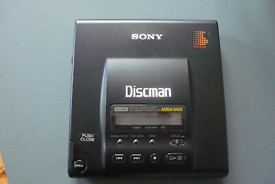 Sony CD Compact Player D 303