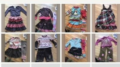 Girls Huge Clothing Lot 3-4 Persnickety Matilda Jane Catimini Deux Oilily More