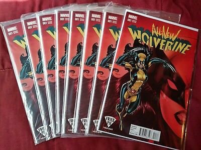 All New Wolverine #1 Fried Pie variant nmint
