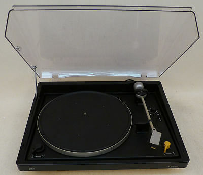 Braun PS 358 Semi-Automatik-Plattenspieler Turntable