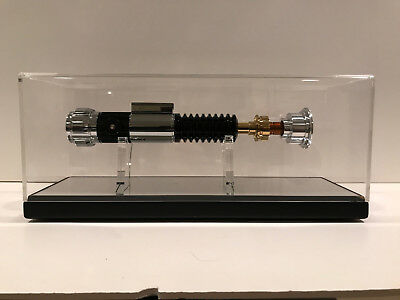 Star Wars Obi Wan Kenobi S Lightsaber From Revenge Of The Sith Made Using Lego