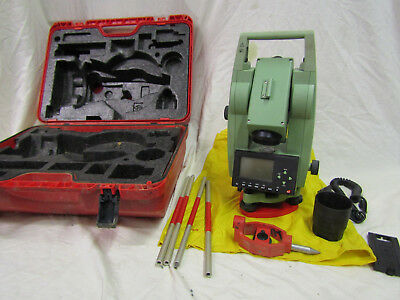 Leica TC 307 Total Station