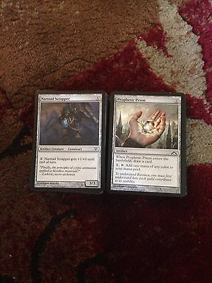 100 Bulk magic the gathering Artifact cards mtg Job Lot