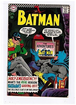 Batman 183 184 188 Silver Age Comic Lot
