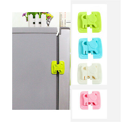 Child Toddler Refrigerator Safety Security Lock Oven Appliance cupboard Dog Type