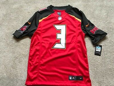 NIKE NEW JAMEIS Winston Tampa Bay Bucaneers NFL Jersey Womens $95  hot sale