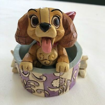 Jim Shore Disney Traditions Showcase Collection Lady & the Tramp: Lovely Lady