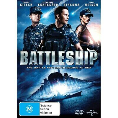 Battleship DVD Region 4 NEW