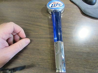 Miller Lite - 12 Inch Tap Handle - Very Good