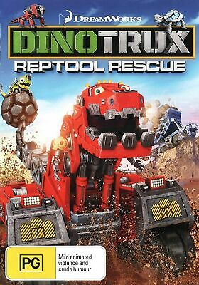 Dinotrux Reptool Rescue DVD Region 4 NEW