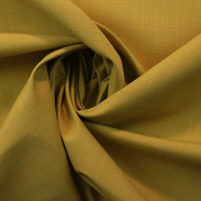 """Outdura Clooney Sulfur Yellow Woven Canvas Outdoor Indoor Fabric By Yard 54""""w"""