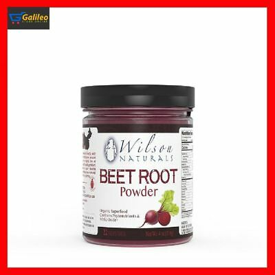 Organic Beet Root Juice Powder - Filled with Vibrant Natural organic No Additive