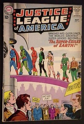 Justice League of America #19 (May 1963, DC)