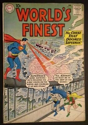 World's Finest Comics #115 (Feb 1961, DC)