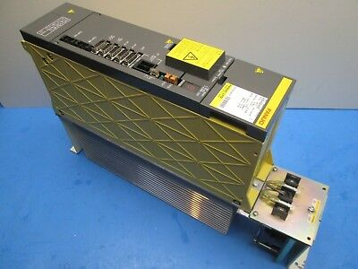 Fanuc Servo Amplifier Module Drive  A06B-6096-H208 Aux. Cooling Fan New No Box!