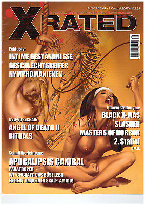 X-Rated Nr. 40 - 2007