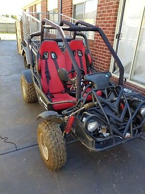 150cc off-road buggy