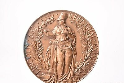 Premio Medal Photography en Bronze. Lincoln Art And Industrial Exhibition 1914