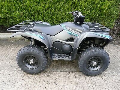 Yamaha Grizzly 700Eps 2018 Latest Model - Nil Deposit Finance Available