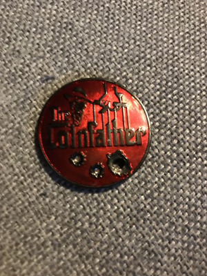 Geocoin Coinfather Bloody Black aktiviert