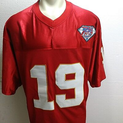 8e0958b4b where can i buy mitchell and ness joe montana jersey kansas city chiefs 19  red with 75th anniversary patch authentic throwback jersey c3d5c afc05
