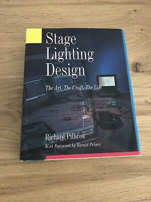 Stage Lighting Design von Richard Pilbrow