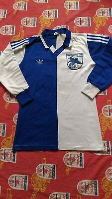 Grasshoppers Home football shirt 1980 - 1984 LS