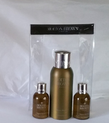 Molton Brown Tobacco Absolute Gift Set in MB Gift box