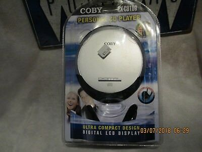 New Coby Personal Cd Player Cx=Cd109