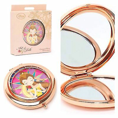 Miroir De Poche • Art Of Belle • Mirror Disney Collector