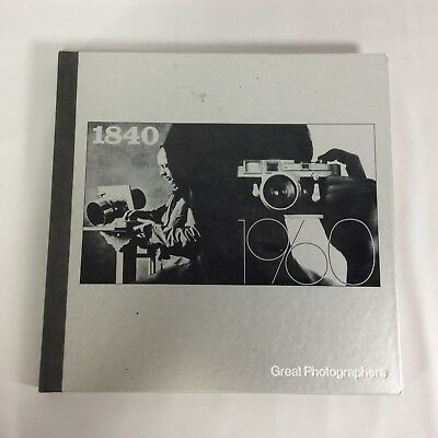 Great Photographers 1971  Life Library of Photography Time-Life Books New York