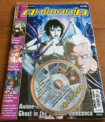 Animania 04/2006 in OVP mit DVD!!