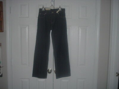 NEW Boys Faded Glory Jeans Size 16 Boot Cut......